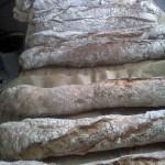 Baguette - selbst gebacken